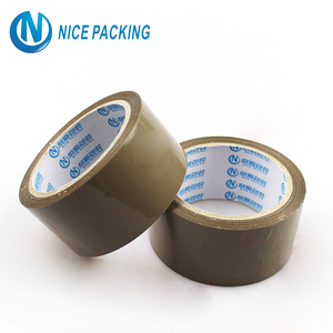 best quality brown adhesive tape jumbo roll for sealing