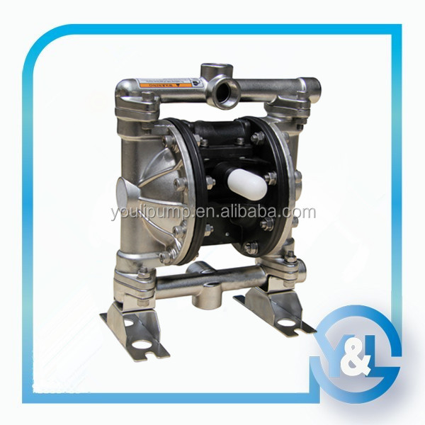 Y&L (China) Duplex Milk Pump/Duplex Juice Pump/Duplex Fruit Pump