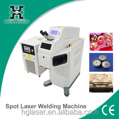 Guarantee period 12 months jewelry laser spot welder for sale