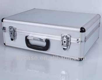 Aluminum Briefcase Tool Box,portable Aluminum Alloy Case For Storage