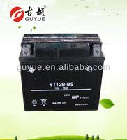 12 volt lead acid maintenance free battery