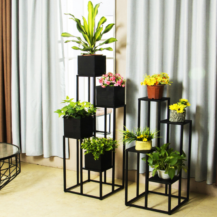 Simple Metal Iron Decorative Indoor Flower Pot Stand For Sale Buy