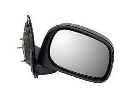 02 - 08 Dodge Ram 1500 Passenger Door Mirror Manual Black Textured 03 - 09 Ram 2500 and 3500 55077438AJ