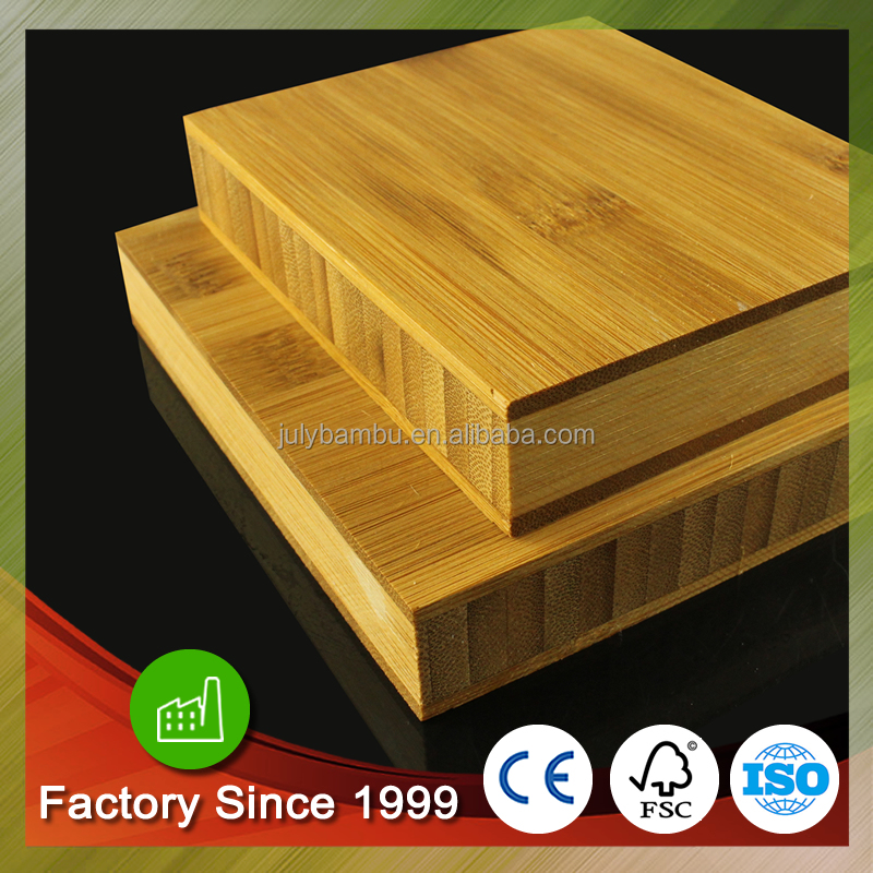 Furniture quality plywood 38mm bamboo plywood table top