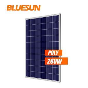 High efficiency buy solar cells bulk poly solar panels 245w 250w  dropshipping