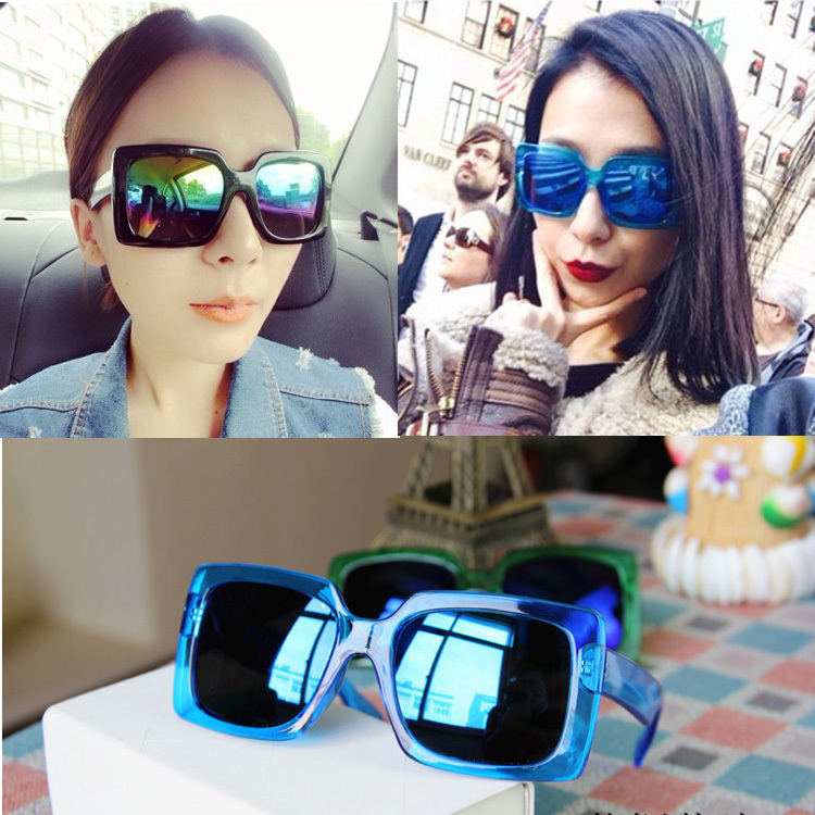 982da23705bc Brand New 2015 Steampunk Square Sunglasses woUS $4.99. Fashion House of  Holland Eyebrows cat eye ...