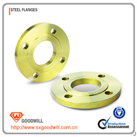 low price rotating flange