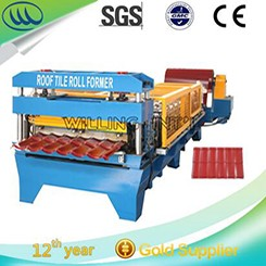 Willing Automatic Dual Level Roll Forming Machine with High Quality and Best Service