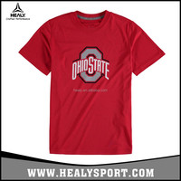 Fashion USA College Logo Customized Football Jersey Ohio State Buckeyes Shirts