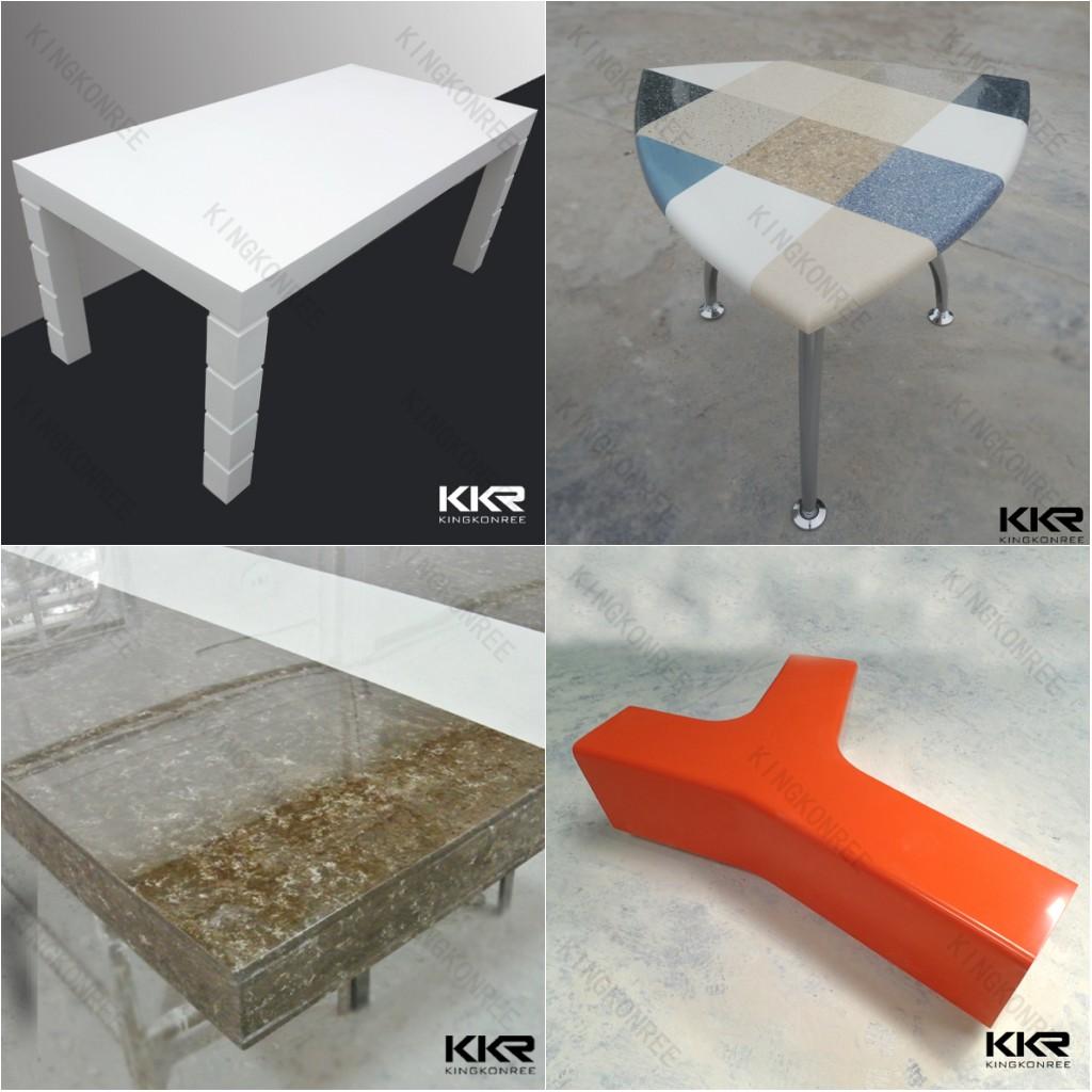 Artificial Stone Epoxy Resin Kitchen Countertop