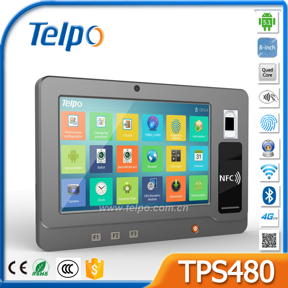 Telepower TPS480 Large User Capacity Pda Data Terminal for data logger