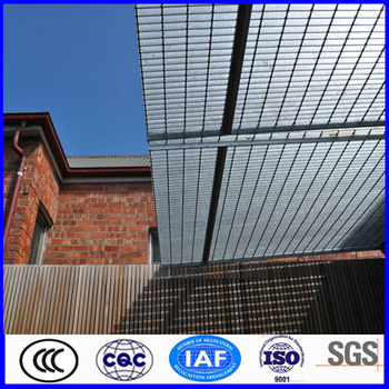 hot dipped galvanized steel grating ceiling
