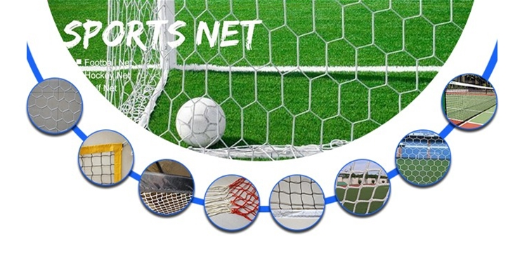 Professional Factory  Soccer/ Volleyball Net