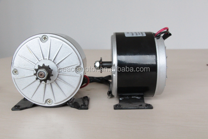 Dc 24v 300w Motor For Golf Cart