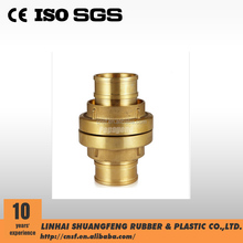 high quality hot sell brass fire hose storz coupling, fire hydrant coupling connection