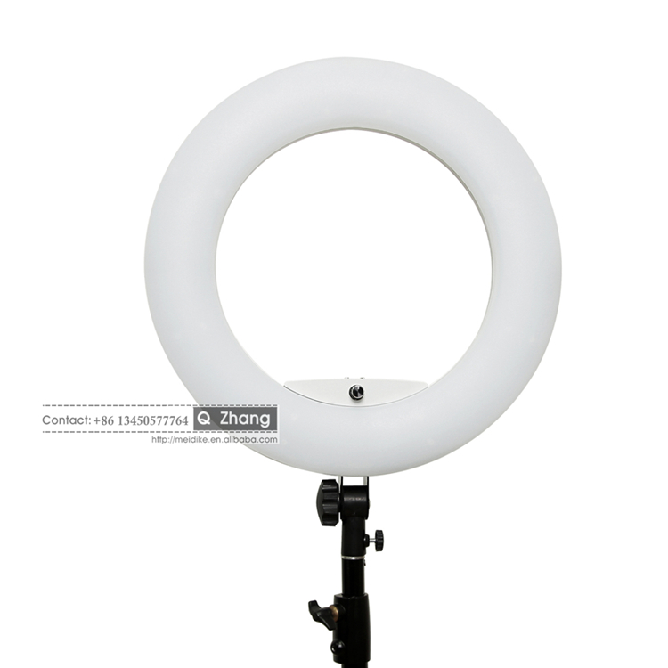 Yidoblo 2019 NEUE 18 zoll LED Ring Licht video FA-480II 2800 K-9990 K, make-up beleuchtung mit Touch Sensor