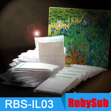 RongBin 80 Sheets/Lot LightTransfer Paper A3 Inkjet Transfer Paper Light Termal Transfer Paper for Light T-shirts Cotton Textile