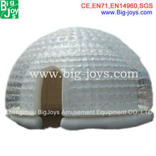 clear inflatable lawn tent, transparent tent inflatable for sale