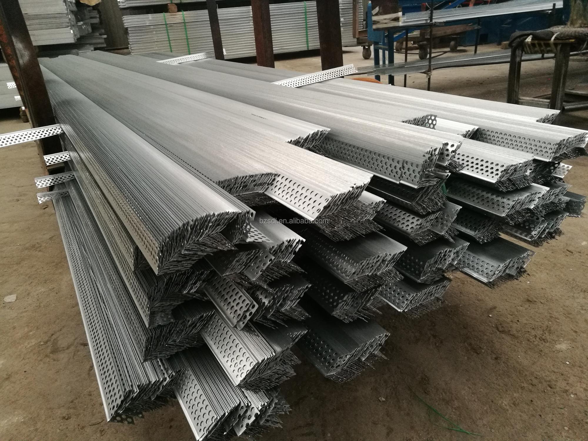 90 grad externe metall trockenbau winkel wulst/eckschiene - buy 90