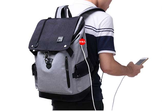 Laptop Backpack Men Women Business Travel Computer Backpack School College Bookbag Stylish Water Resistant Vintage Backpack