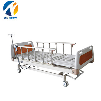 AC-EB009 import medical equipment china aluminium alloy side rail electric healthcare hospital bed