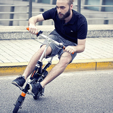 2017 new patent chainless electric bike , Airwheel E6 best electric scooter for adults