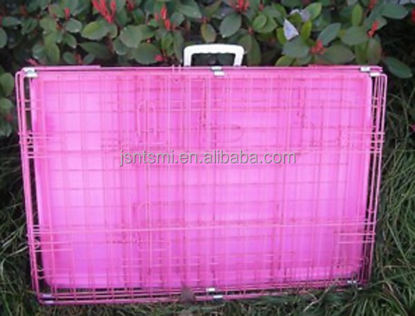 portable dog kennel pet cage