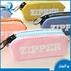 Promotional Best Quality Customize Cheap Big Pencil Case With Zipper
