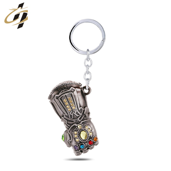 new york sublimation The Avengers keychains
