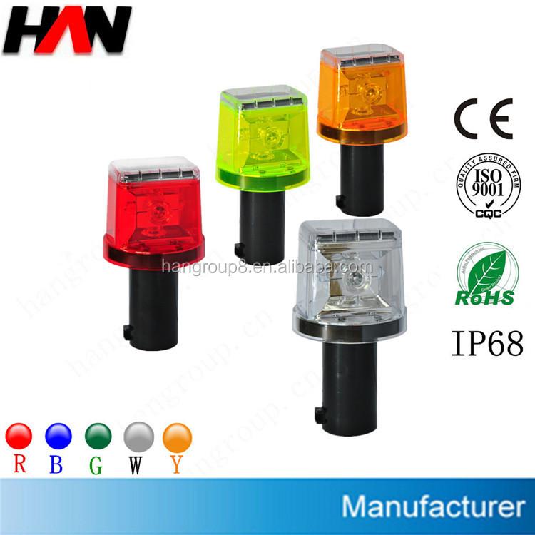 Alimentado por batería intermitente Led Rojo elige Tu Flash intervalo 5mm