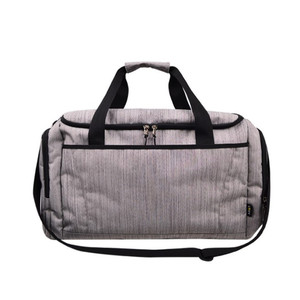 China factory promotion polyester fitness bag gym duffel bag
