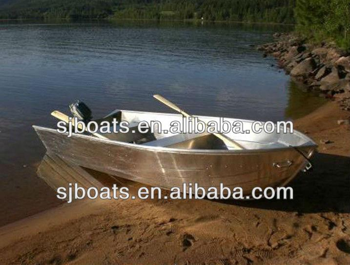 Cheap new small aluminum bass fishing boat for sale with for Cheap fishing boats for sale