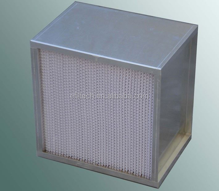 For Cleanrooms ULPA H12 H14 U15 U16 U17 Air Filter air filtration for auto parts