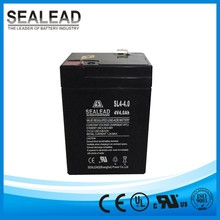 Wholesale price 4v 4.0ah deep cycle maintenance free rechargeable battery for fingerprint machine