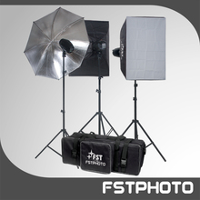 Photography Studio Equipment With Custom Backdrop For Newborn Photography and
