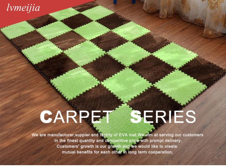 Japan Tatami Type Eva Foam Floor Mats Soft Anti Slip Floor Tiles Basic Eva  Mat