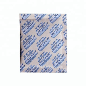oxygen absorber for packet