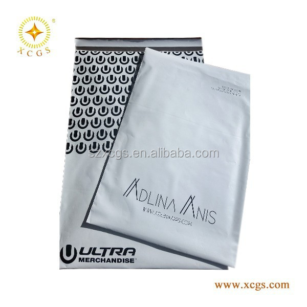 Custom Logo Printed Express Shipping Envelope / Poly Mailer / Plastic Courier Mailing Bag