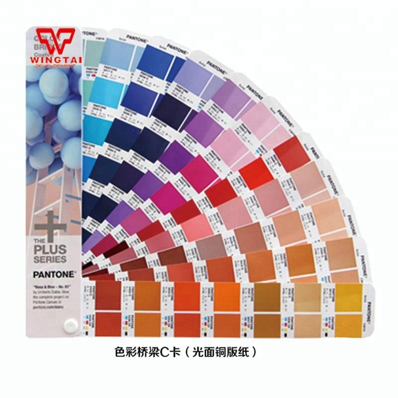 Guida di Colore Pantone Color Bridge Coated & Uncoated GP6102N