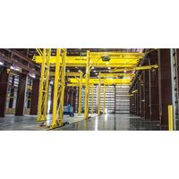 Factory Price Lightweight Construction and Warehouse used 0.5-5t lightweight jib crane