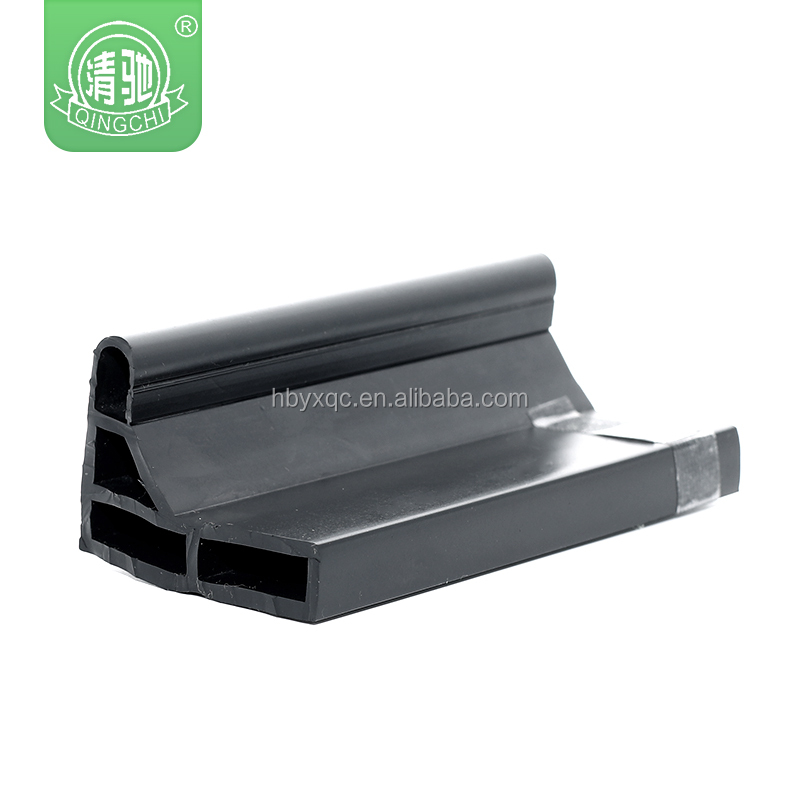 Heat-resistant EPDM rubber extrusions sauna door seal strip