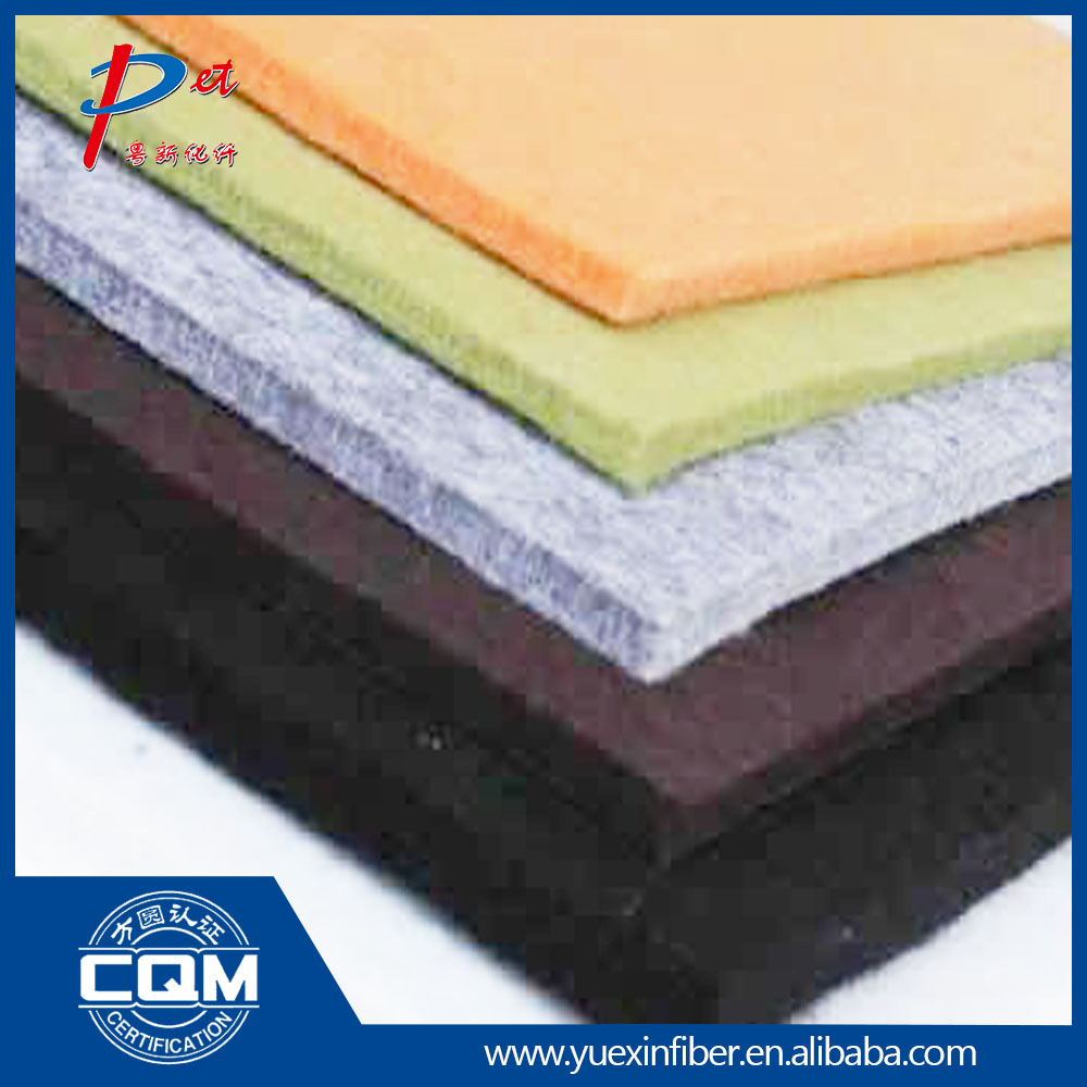 Good thermal insulation properties factory main product with high quality wool felt
