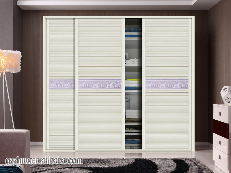 Hotsale Indian Laminate Bedroom Wooden Wardrobe Designs