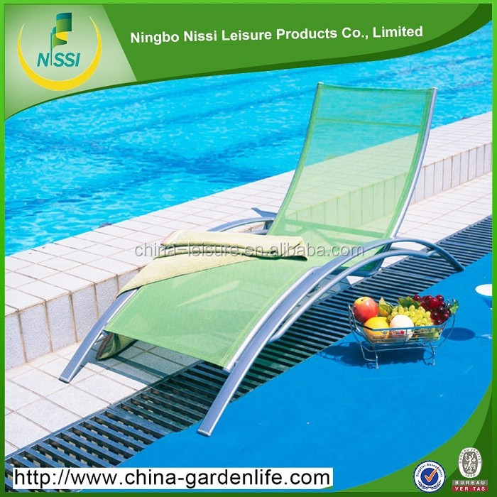 Barato plegadora camping piscina tumbona plegable sillas for Piscinas plegables