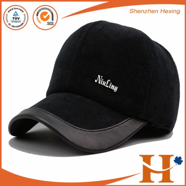 97db9596b2ba9 custom high quality corduroy blank snapback hat wholesale from china factory