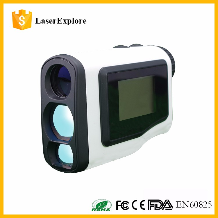 Best Seller 6X21 600M Golf Pinseeking Laser Rangefinder with OEM available