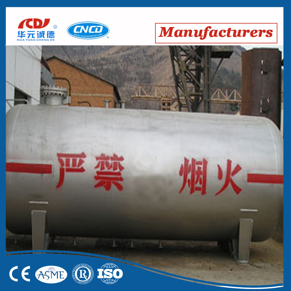 High reputation low evaporation lpg storage tank station equipment