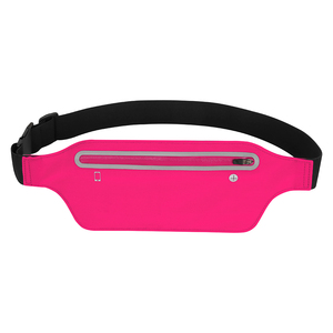 Outdoor Sport Yoga Waist Bags Breathable Lycra Workout Bag for Running Belt Pouch Waist Bag for fit