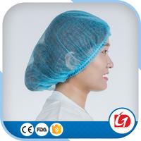European Style Modern Sugical Supplies For Pp Non Woven Mob Cap