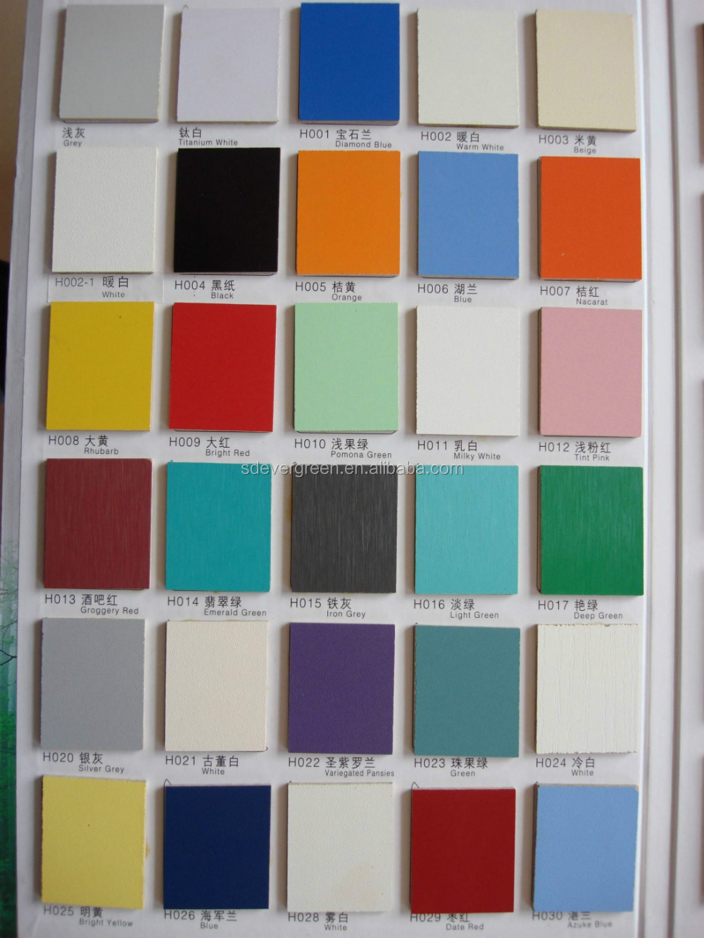 2015 hot sale melamine mdf laminated mdf board mdf buy for Mdf colors
